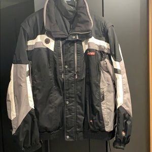 Men's spyder jacket